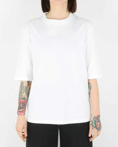 norse projects women_ginny pima cotton t-shirt_white_view_1_2