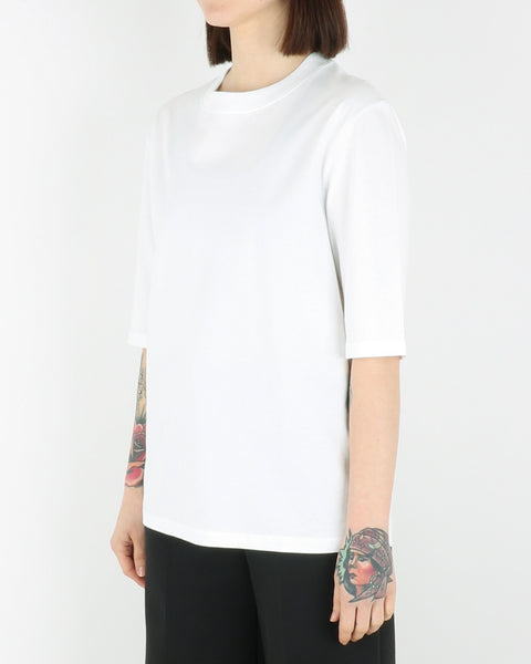 norse projects women_ginny pima cotton t-shirt_white_view_2_2