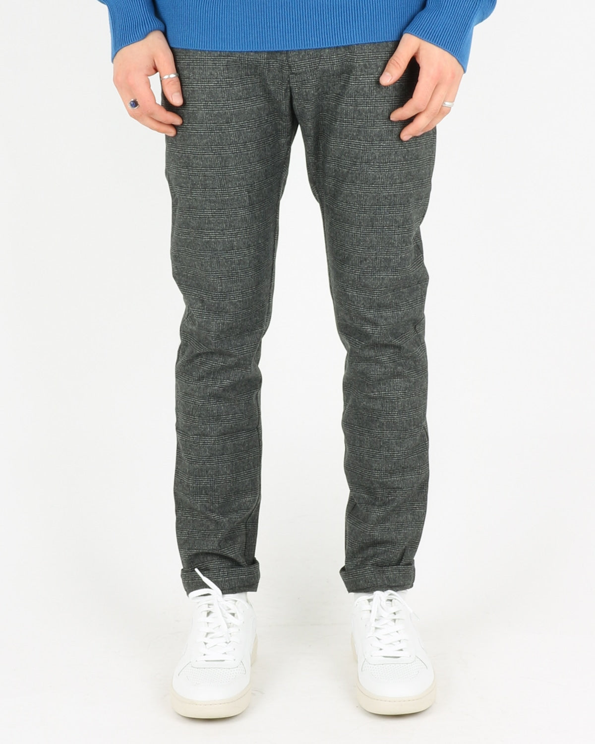 samsoe samsoe_andy x trousers_dark grey melange_1_3