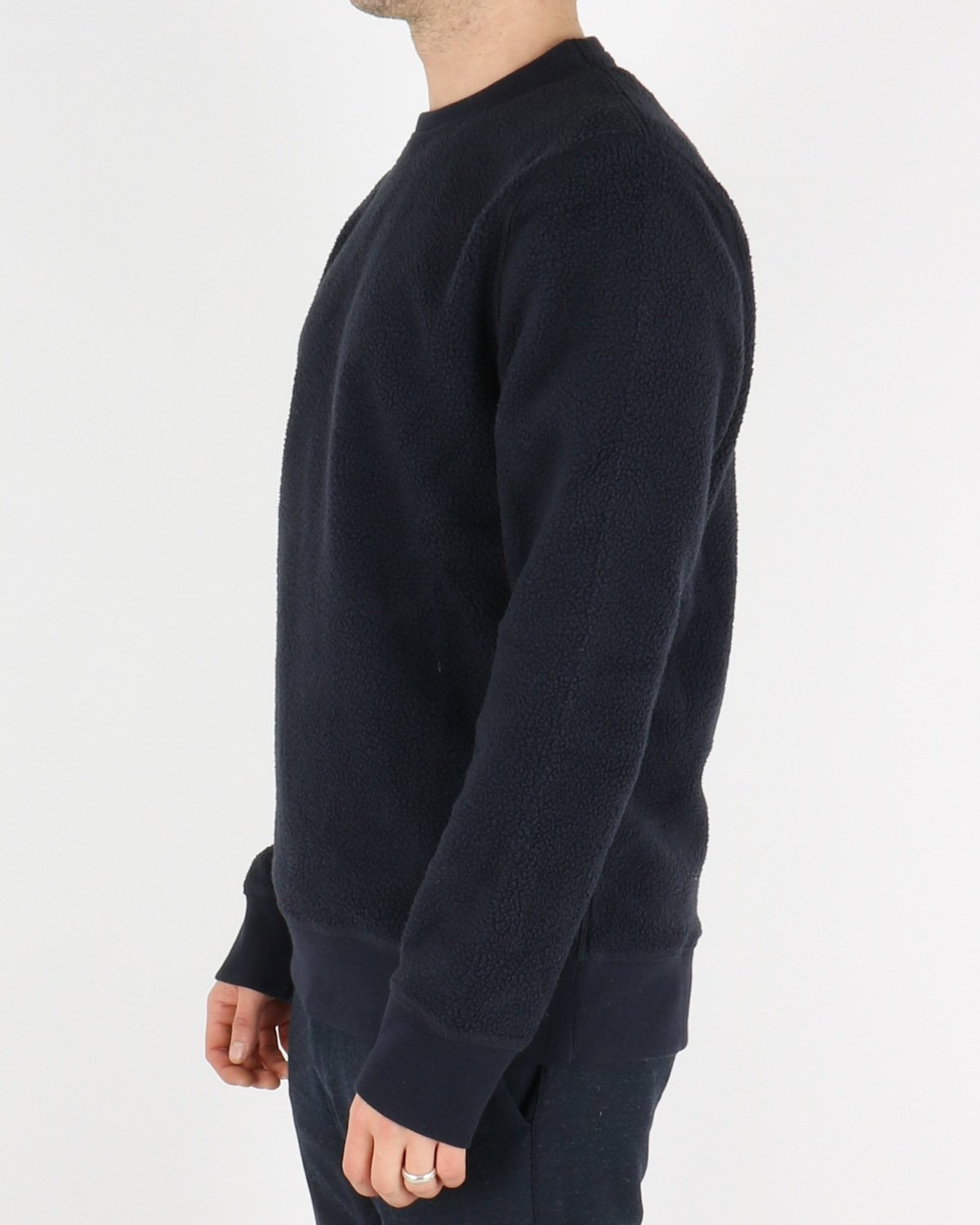 samsoe samsoe_anker crew neck_night sky_3_4