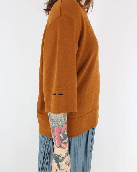 samsoe samsoe_cira crew neck_monks robe_2_2