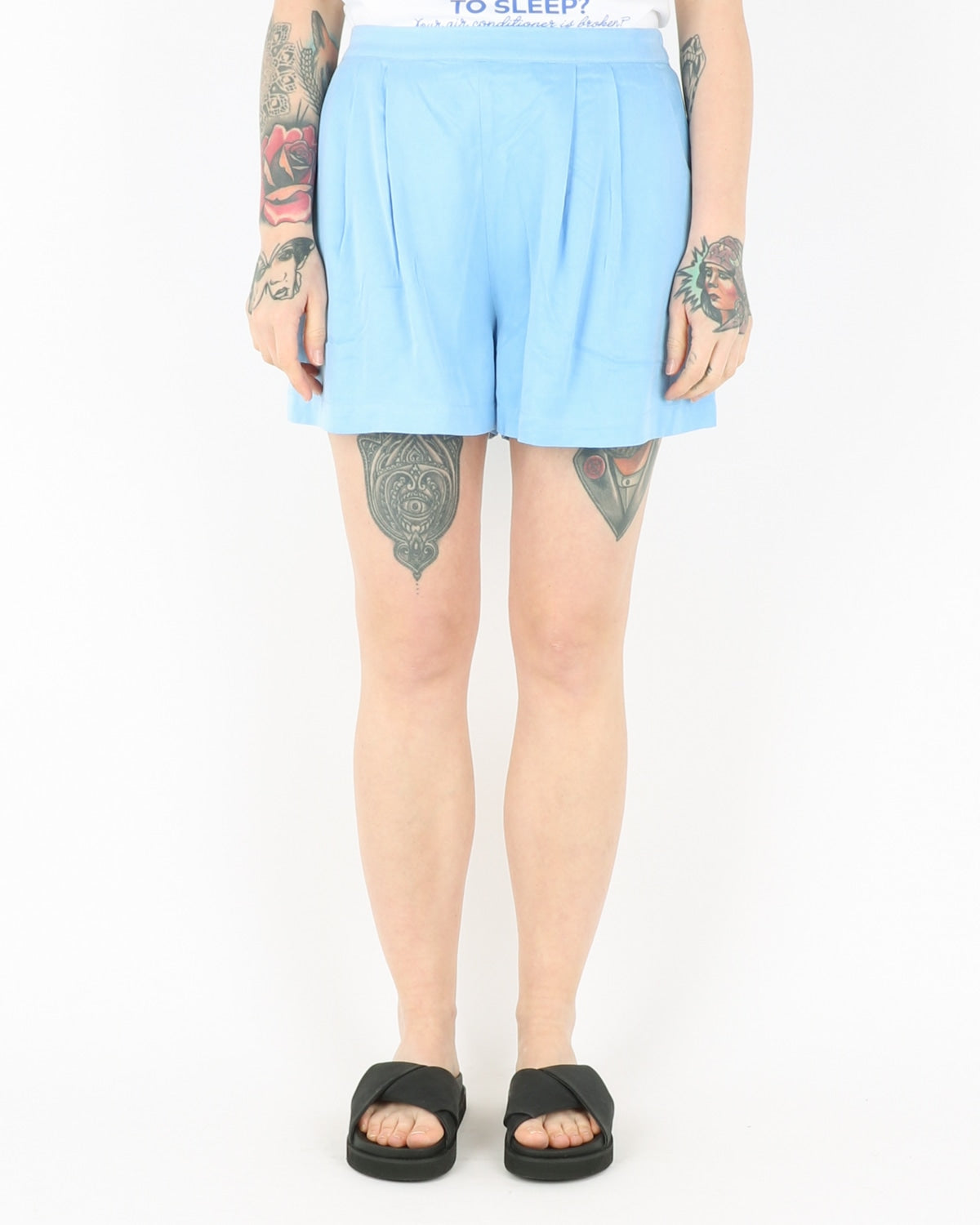 samsoe samsoe_ganda shorts_bel air blue_1_2