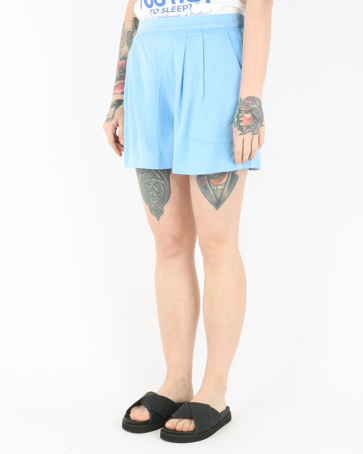 samsoe samsoe_ganda shorts_bel air blue_2_2