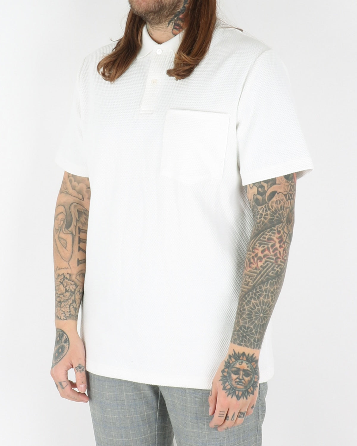 samsoe samsoe_gatsby polo_clear cream_2_3