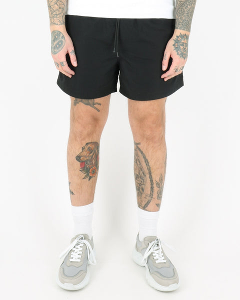 samsoe samsoe_mason swim shorts_black_view_1_2