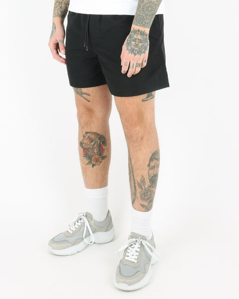 samsoe samsoe_mason swim shorts_black_view_2_2