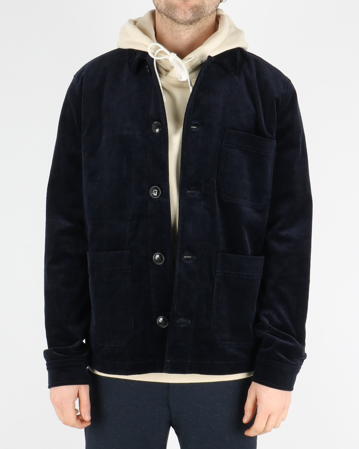 samsoe samsoe_worker jacket_night sky_1_4