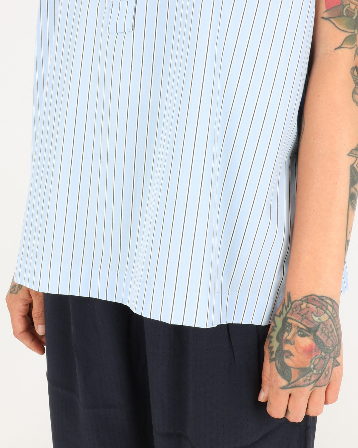 samsoe samsoe_laury shirt_blue stripe_4_4