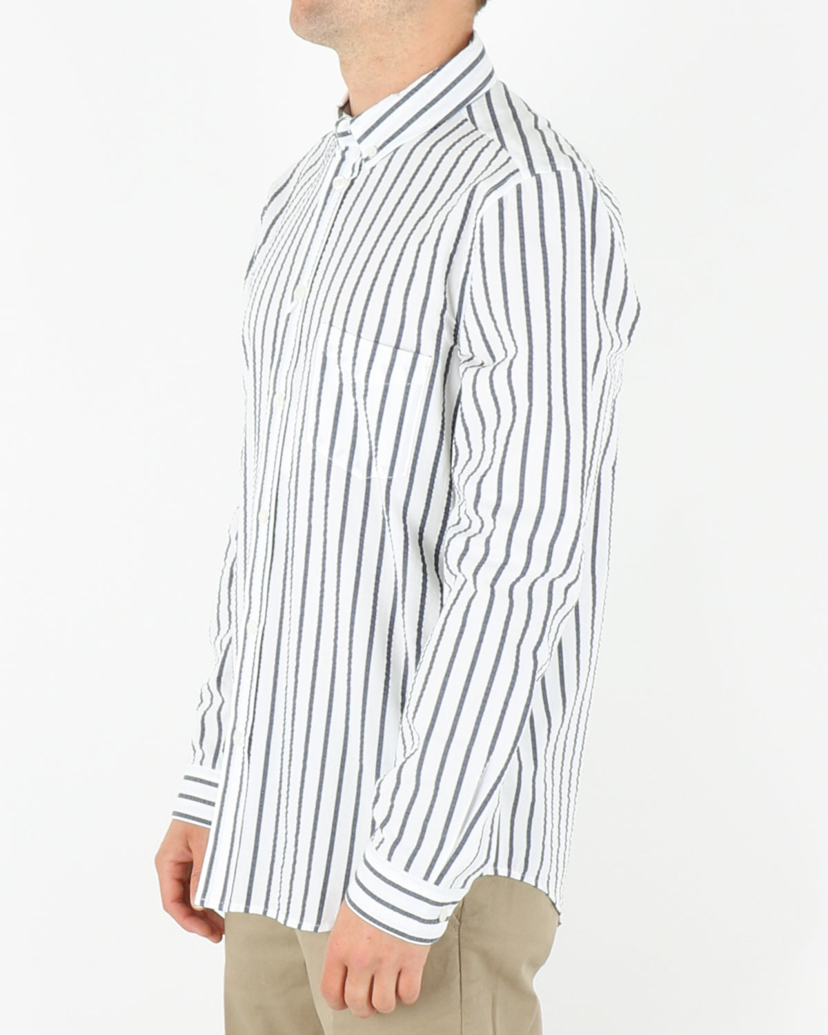 samsoe samsoe_liam ba shirt_blue depths stripe_2_4