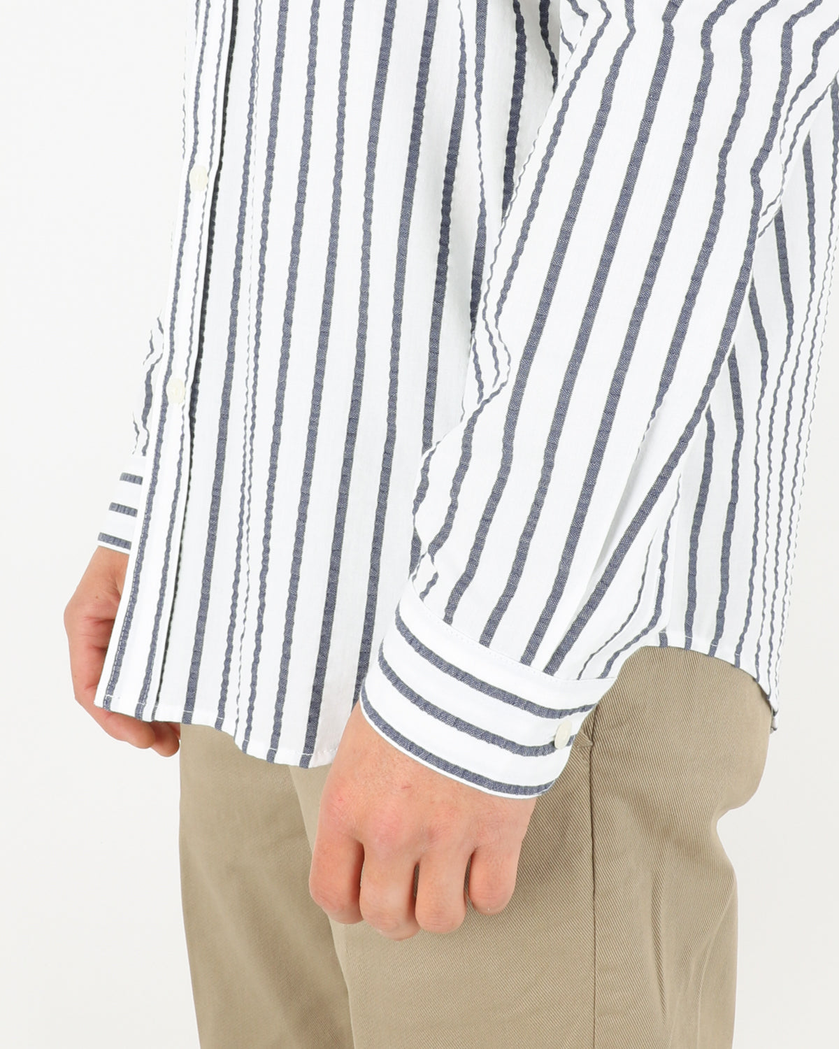 samsoe samsoe_liam ba shirt_blue depths stripe_4_4
