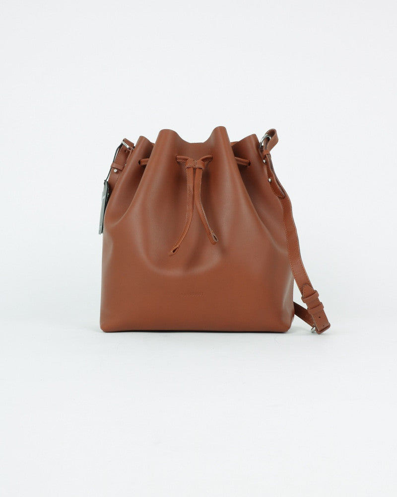 sandqvist_marianne bucket bag_cognac_view_1_3