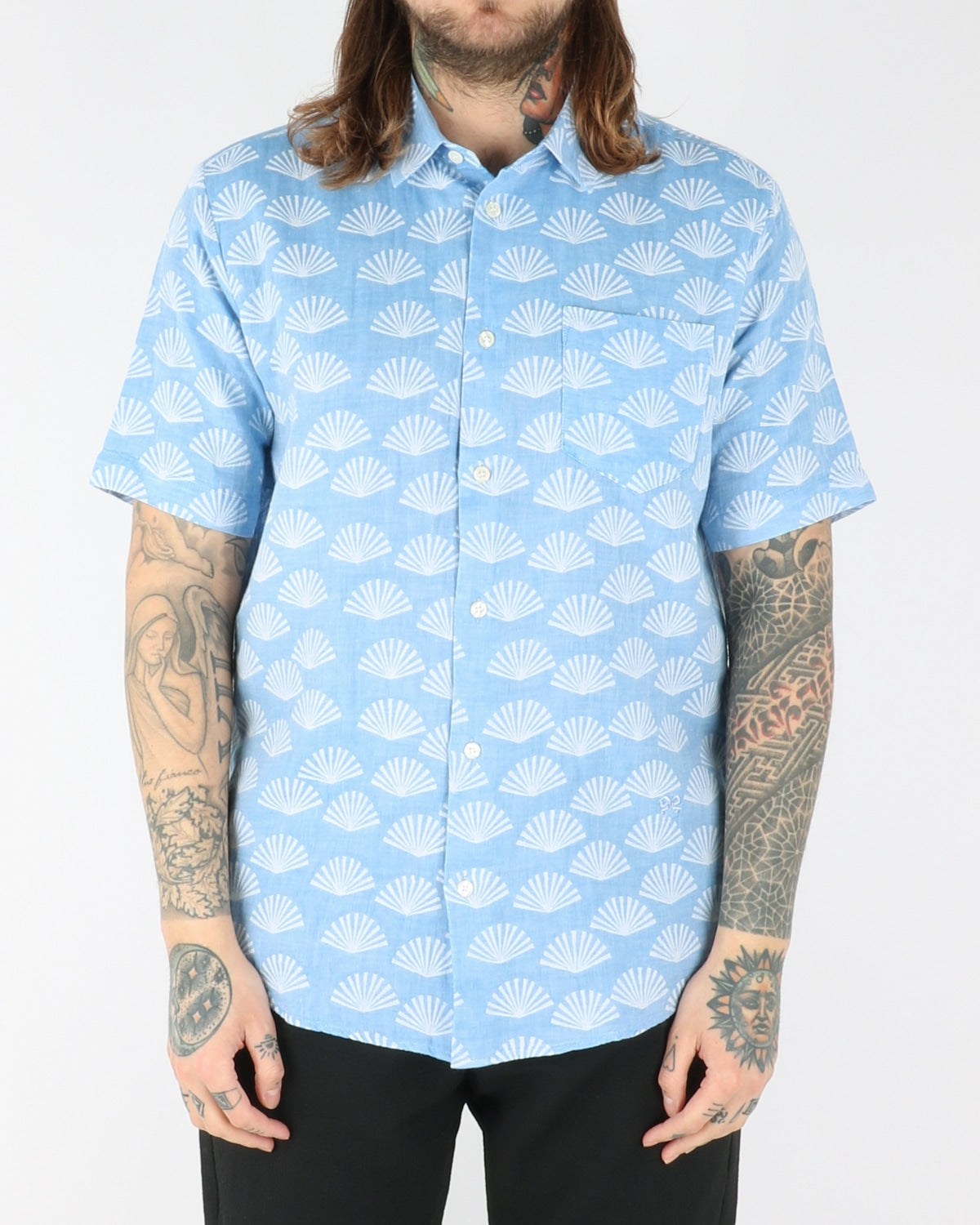soulland_esra shirt_blue white_view_1_3