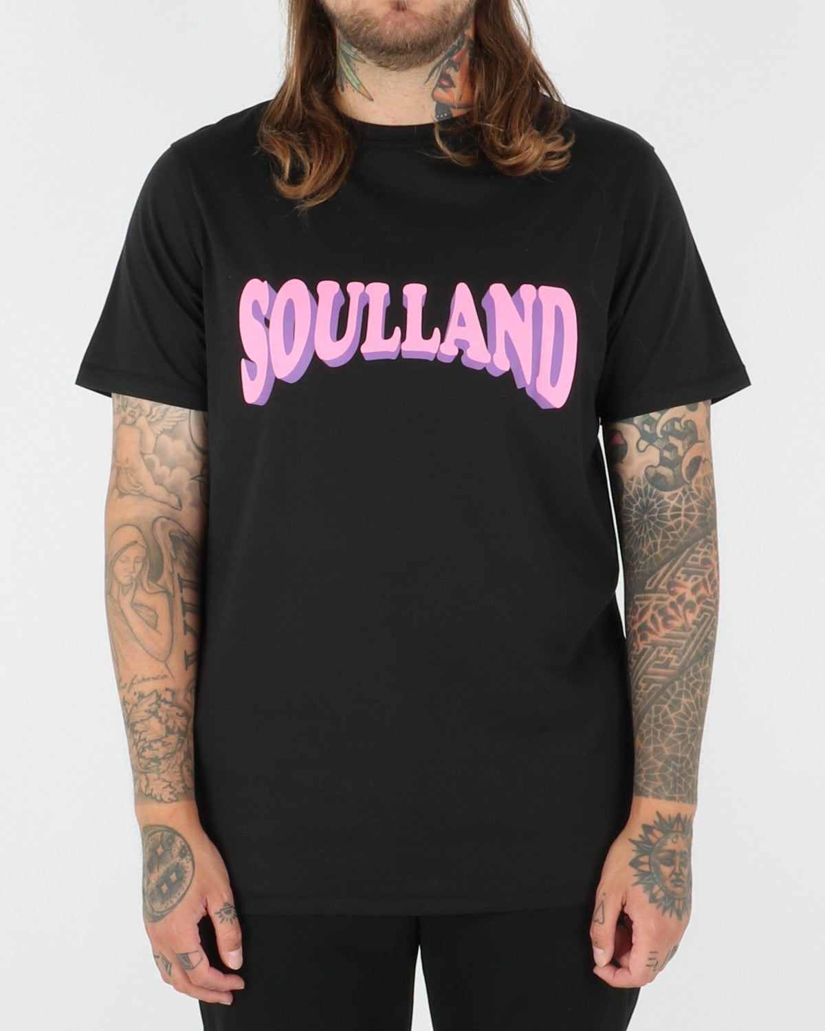 soulland_guido t-shirt_black_1_3
