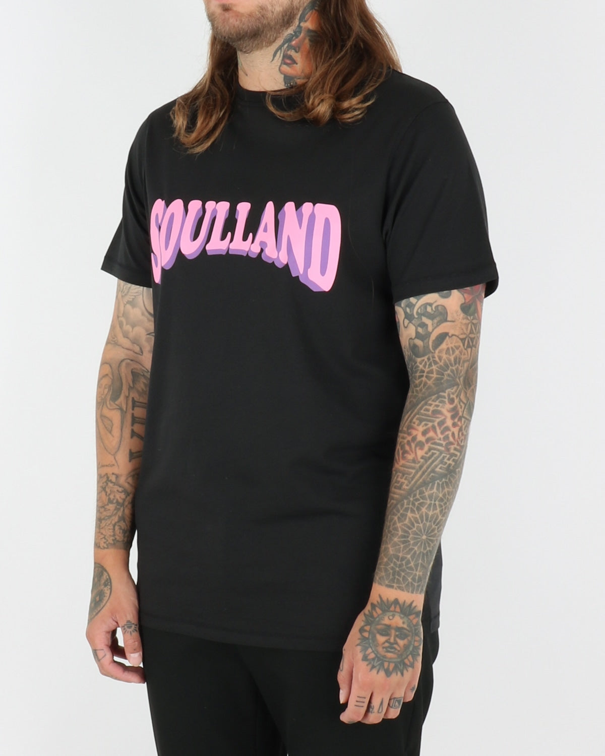 soulland_guido t-shirt_black_2_3