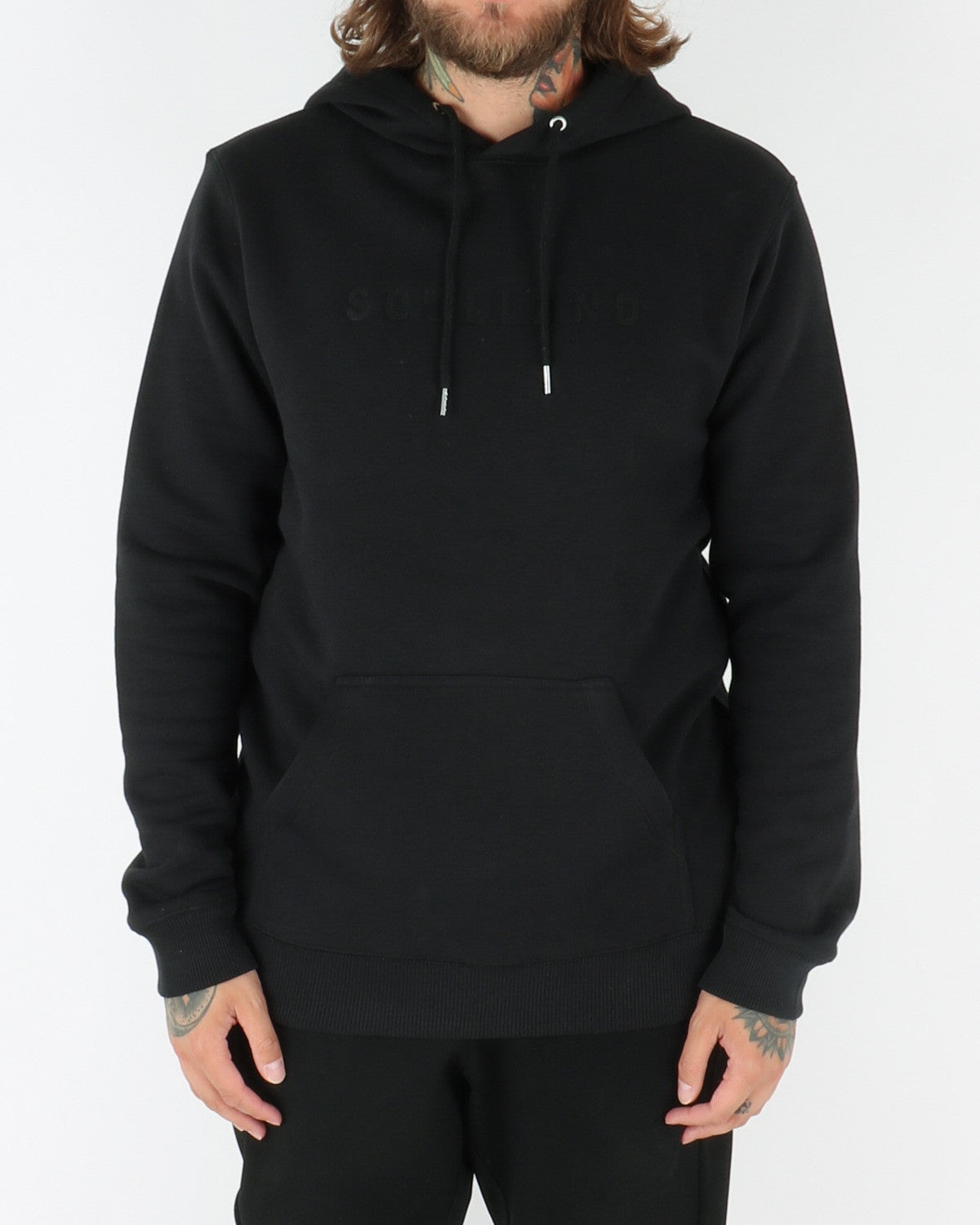 soulland_guy_hooded sweat_black_view_1_3
