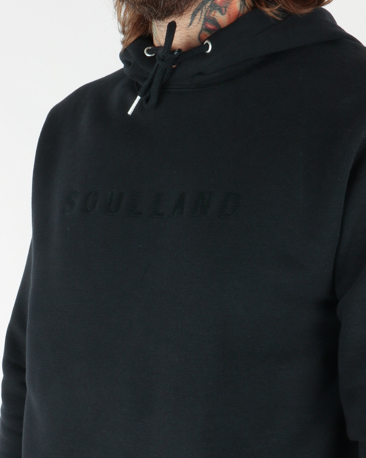 soulland_guy_hooded sweat_black_view_3_3