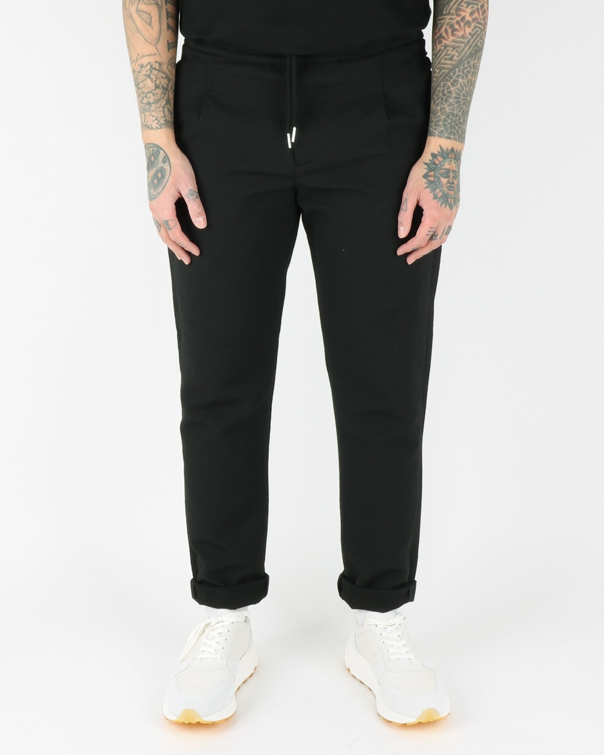 soulland_pino pants_black_view_1_3