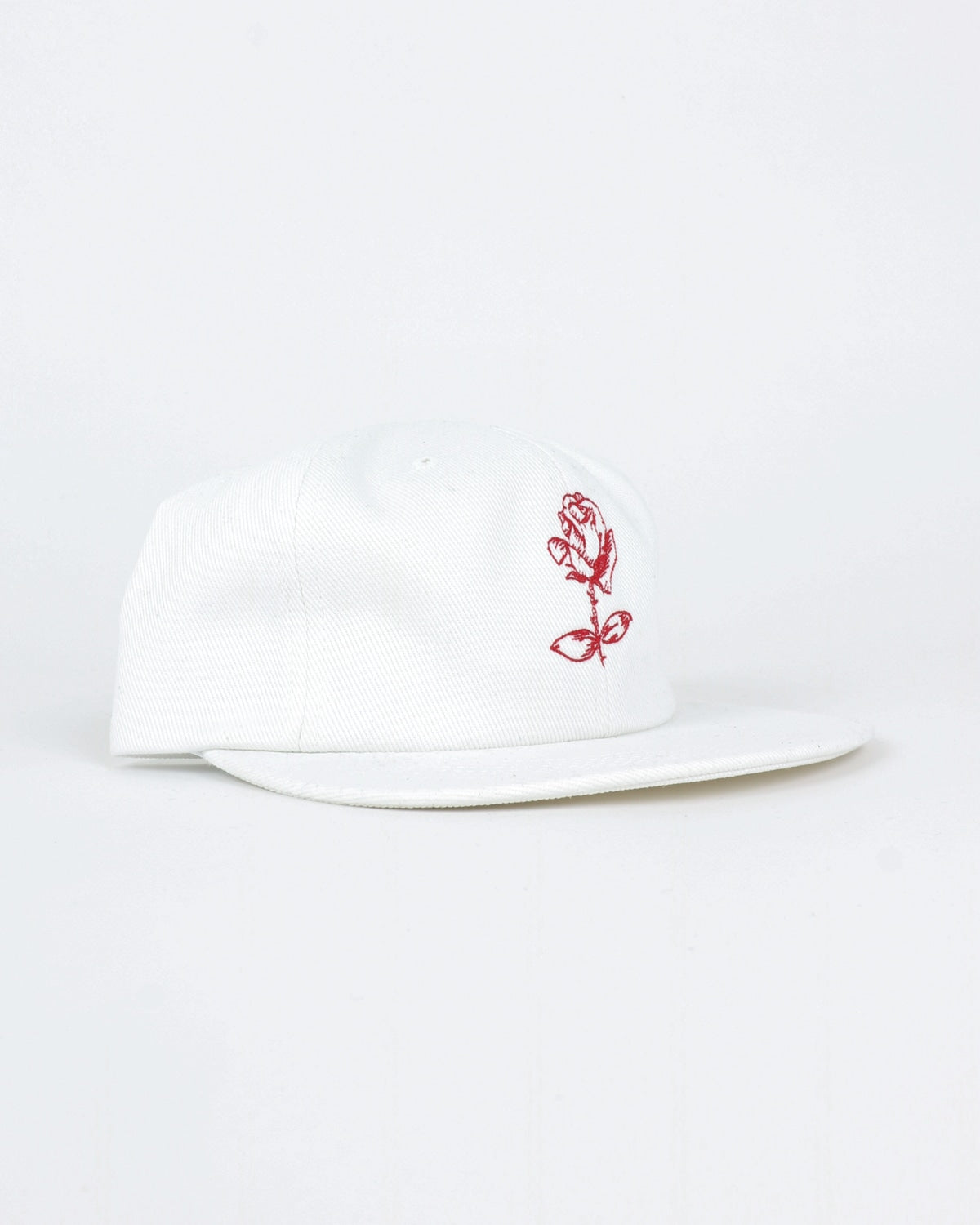 soulland_polle 6 panel cap_black embroidery_white_detail_1_3