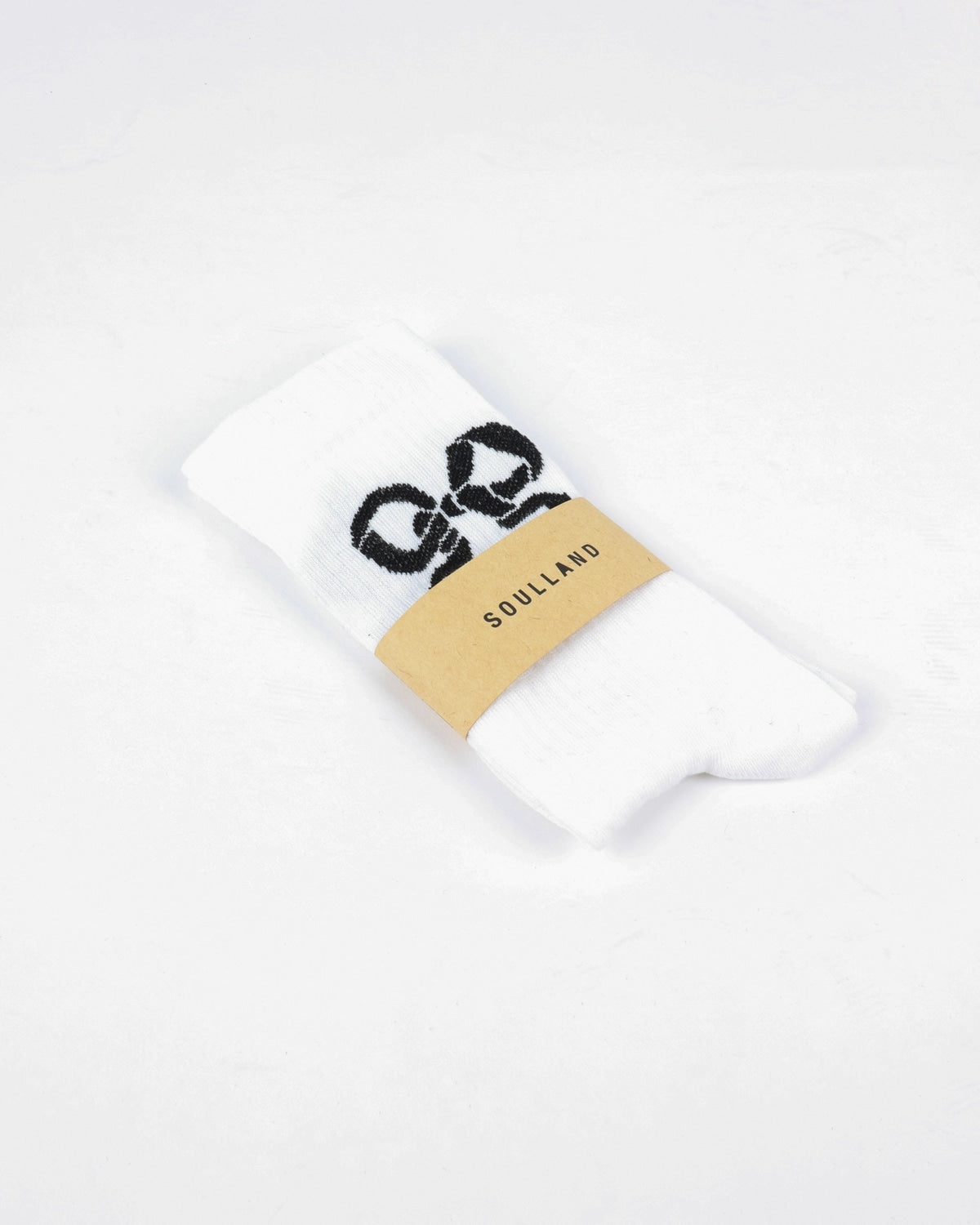 soulland_ribbon socks_white_view_1_1