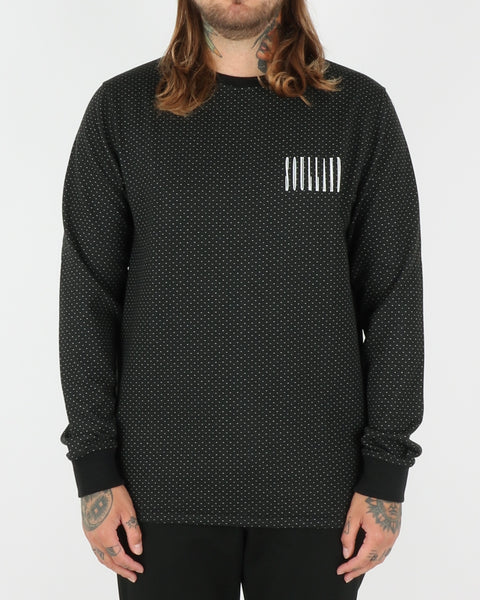 soulland_rocket sweatshirt_black white_1_4