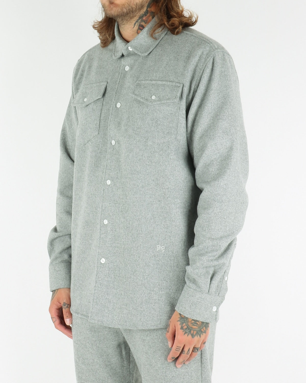 soulland_tom western shirt_grey_view_2_3