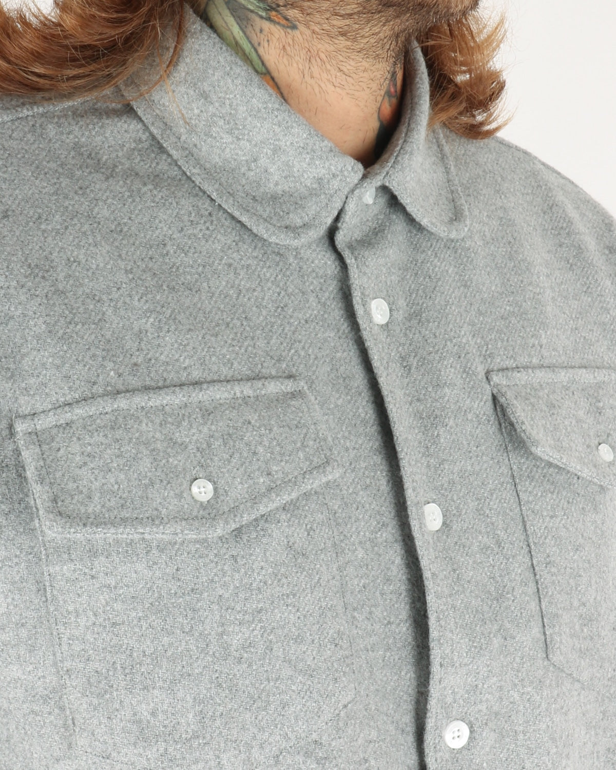 soulland_tom western shirt_grey_view