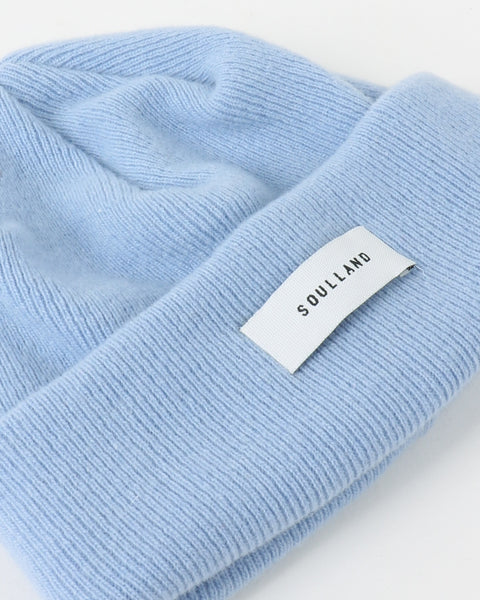 soulland_villy beanie_light blue_details_1_2