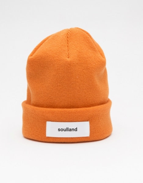 Soulland Villy Beanie, orange