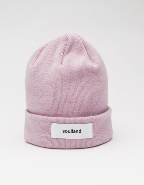 Soulland Villy Beanie, pink