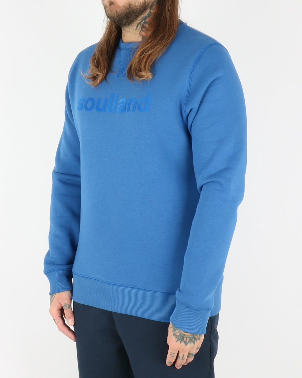 soulland_willie sweatshirt_blue_2_3