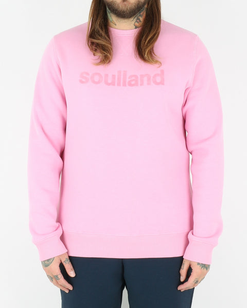 soulland_willie sweatshirt_pink_1_3