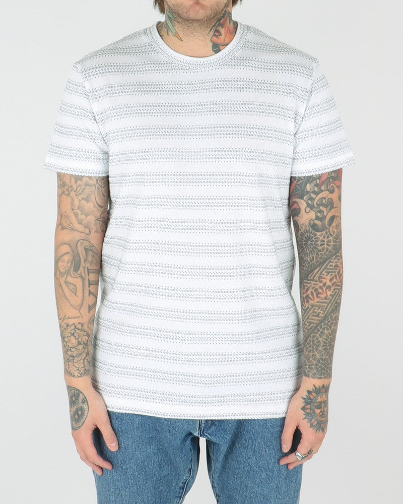 wac we are copenhagen_djalma o-neck t-shirt_white navy_view_1_4