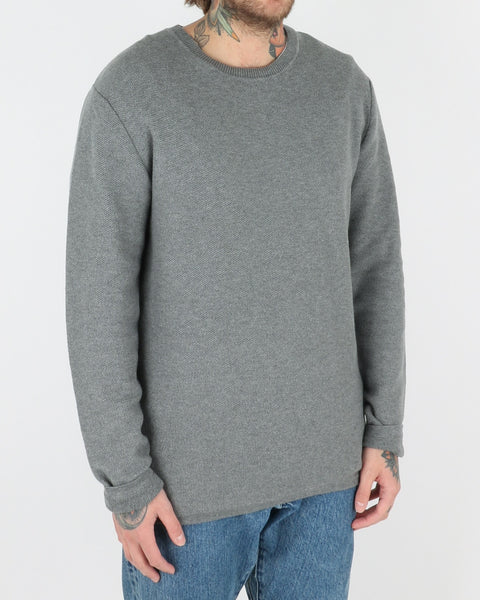 wac we are copenhagen_marcin sweatshirt knit_light grey_view_2_2