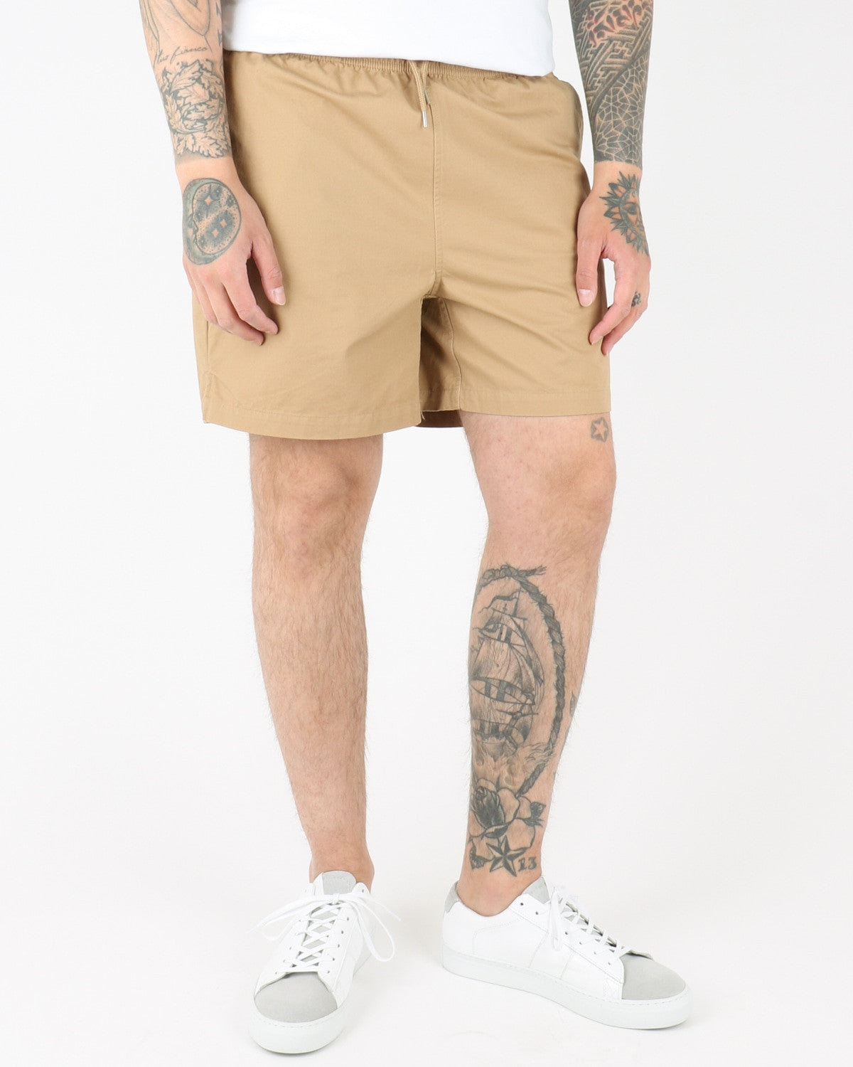 wac we are copenhagen_rivaldo shorts_khaki_view_2_2