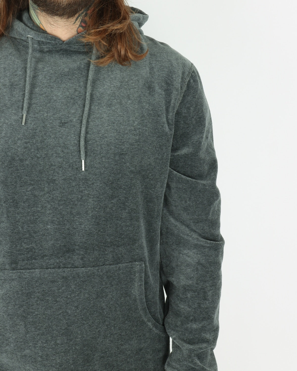 we are copenhagen_ulich hood sweat_dark grey melange_view_3_3