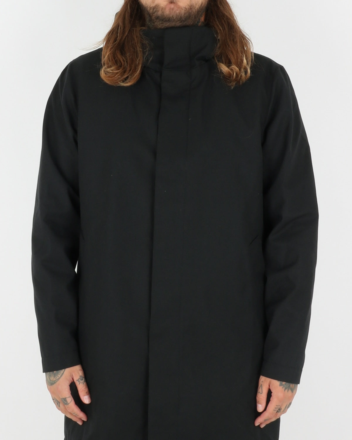 welter shelter_hooded parka_black_view_4_4