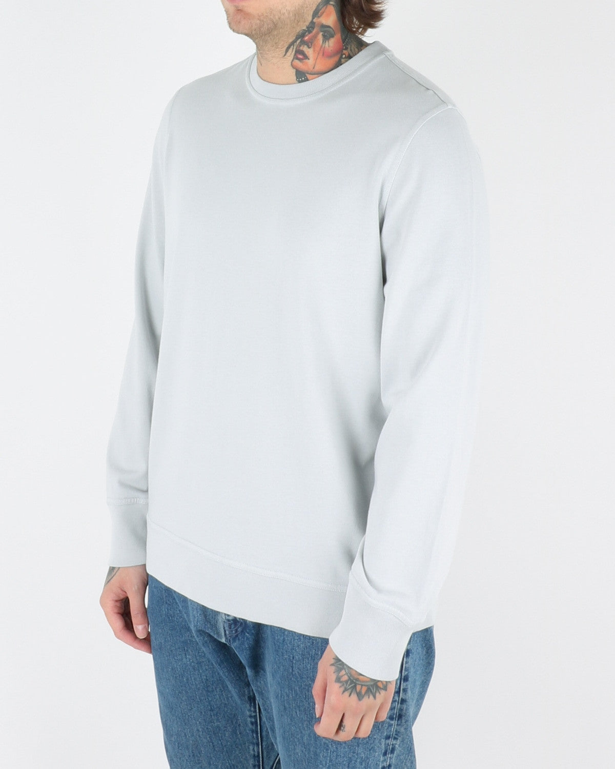 whyred_murry lightweight sweatshirt_vapor blue_view_2_2