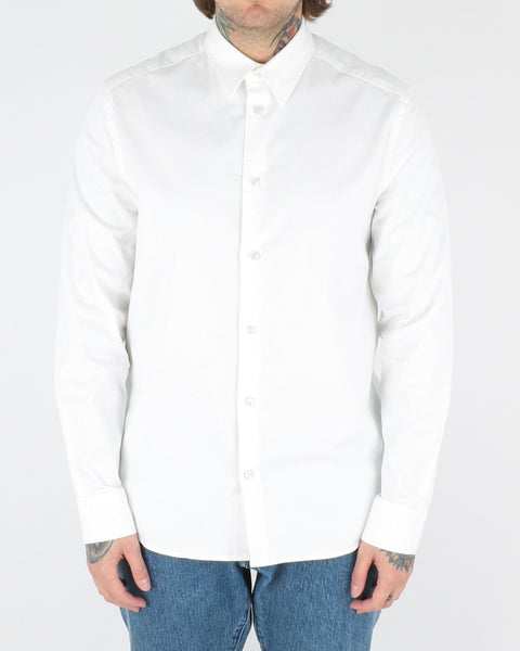 whyred_stone twill shirt_offwhite_view_1_2