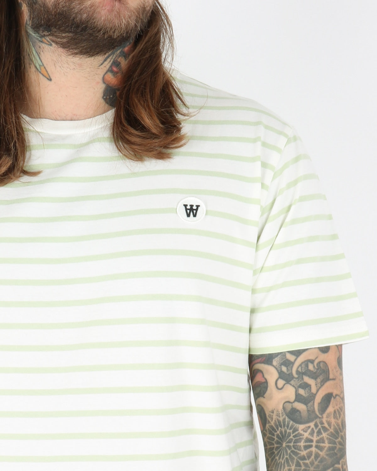 wood wood_ace t-shirt_offwhite mint_3_3