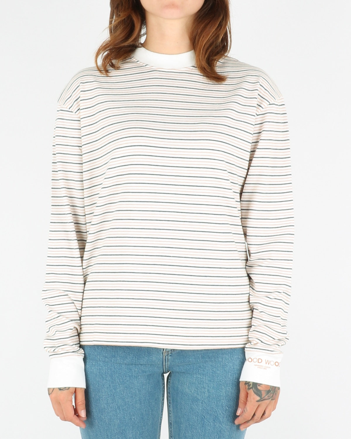 wood wood_astrid longsleeve_off white stripe_1_4