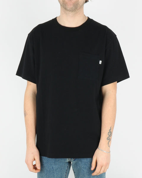wood wood_bobo t-shirt_black_1_3