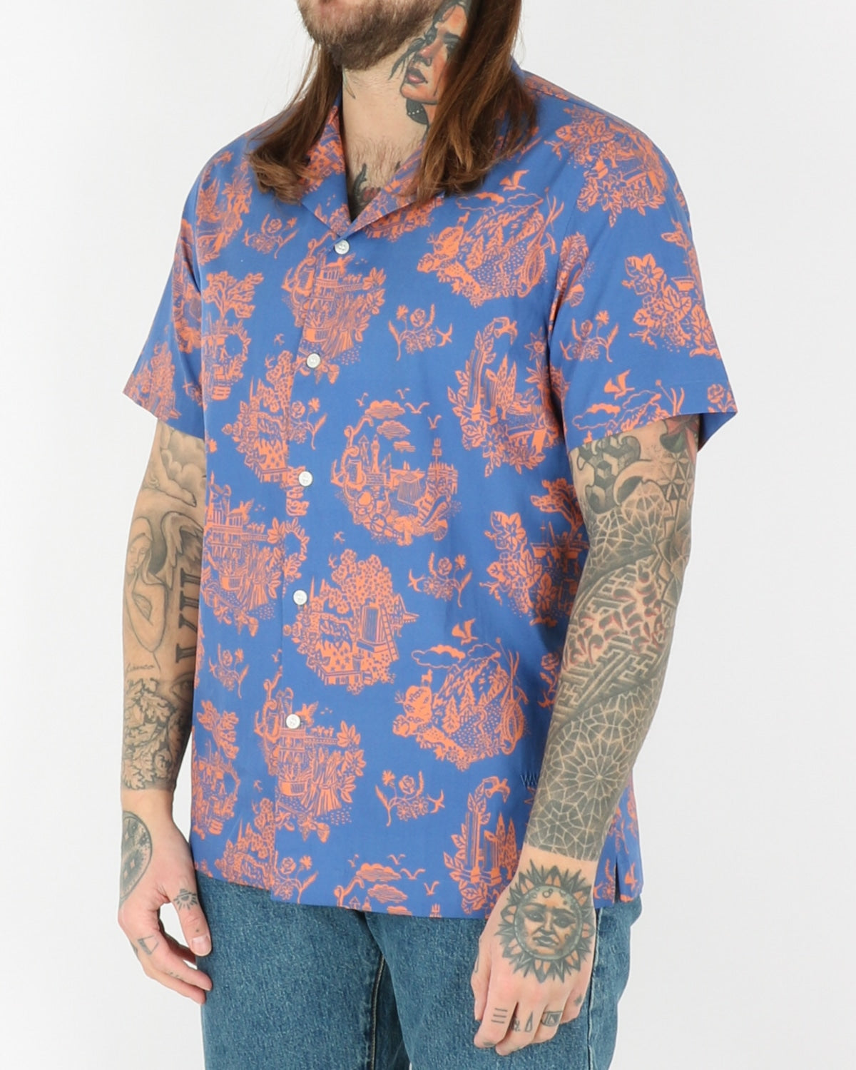wood wood_brandon shirt_tourist blue_2_3