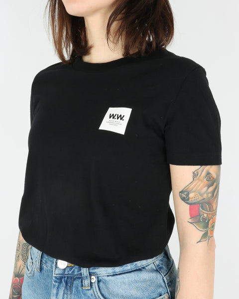 wood wood_eden t-shirt_black_view_3_3
