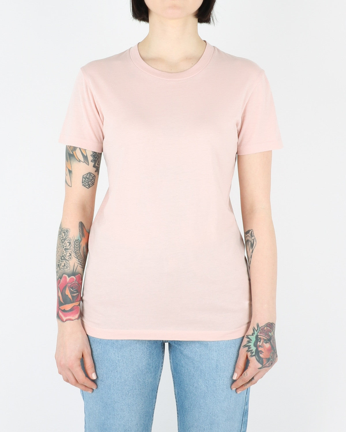 wood wood_eden t-shirt_light peach_view_2_2