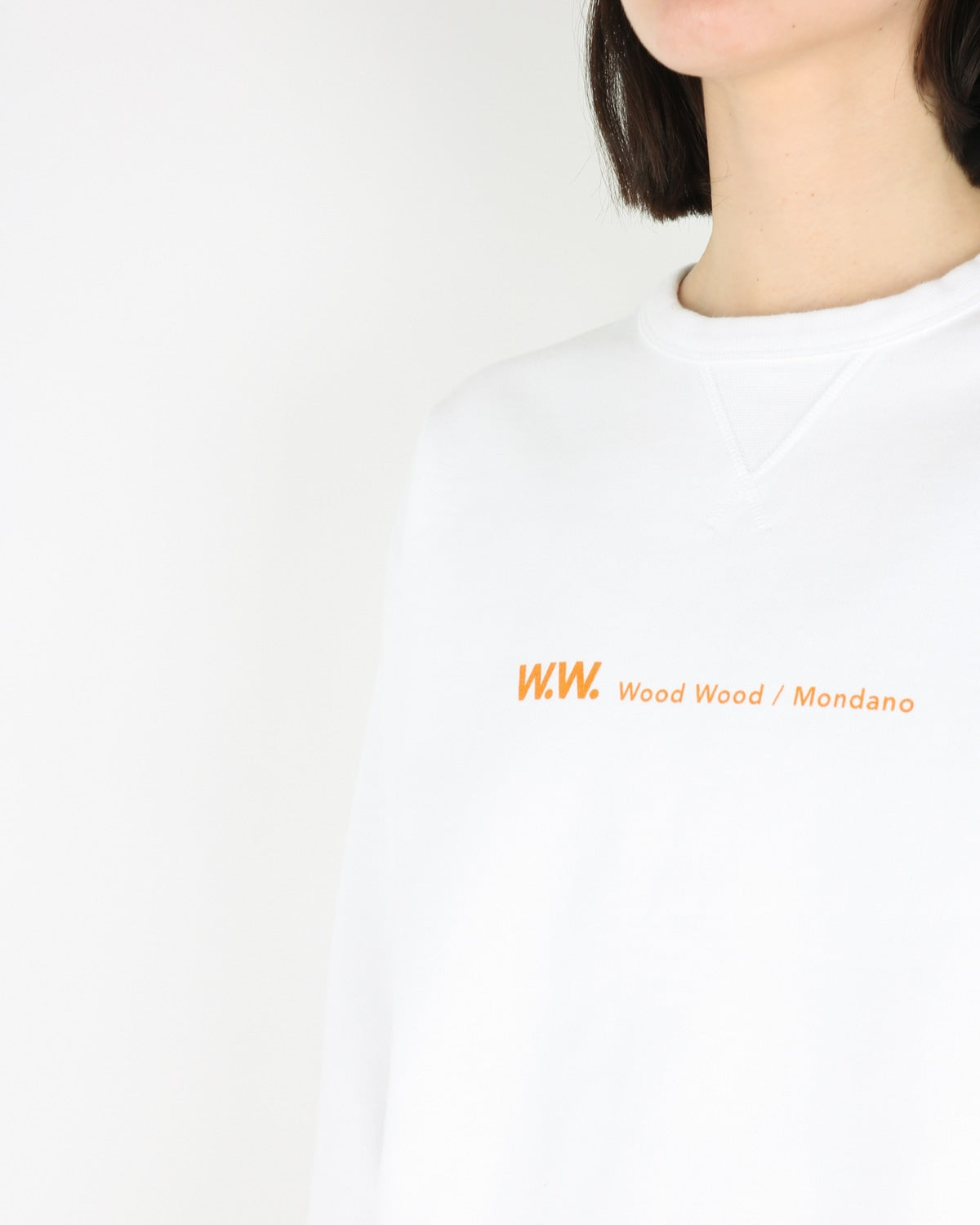 wood wood_flora sweatshirt_bright white_view_3_3