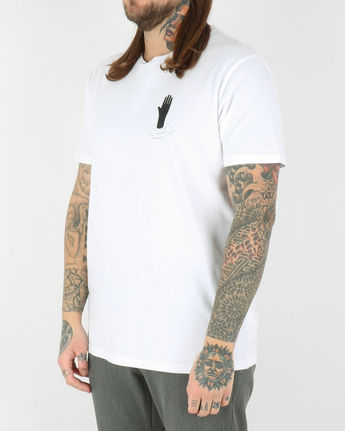 wood wood_hand t-shirt_bright white_3_4