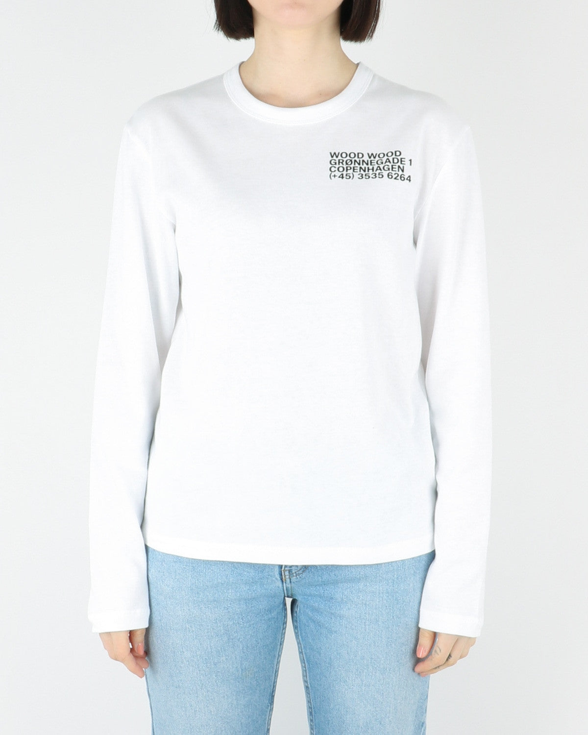 wood wood_jelina longsleeve_bright white_view_1_3
