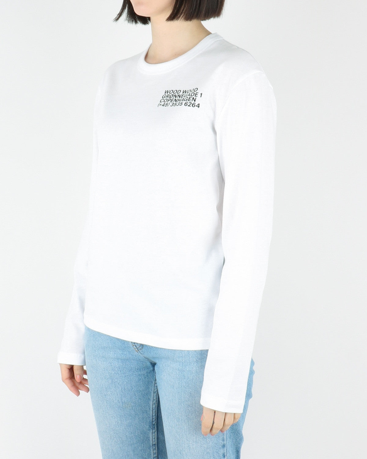 wood wood_jelina longsleeve_bright white_view_2_3