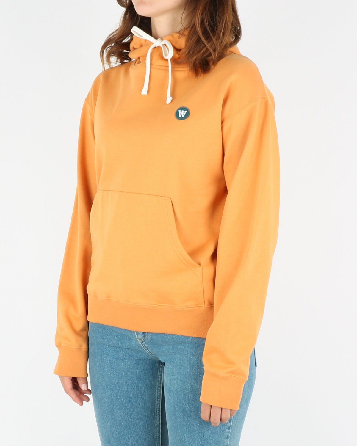 wood wood_jenn hoodie_orange_2_4