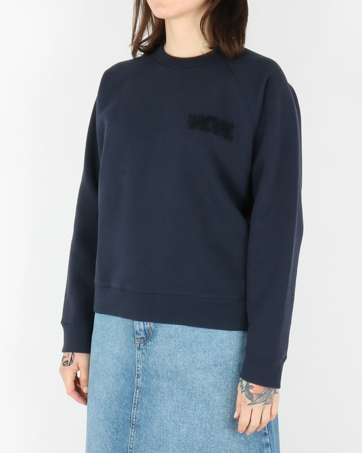 wood wood_jerri sweatshirt_navy_view_1_2